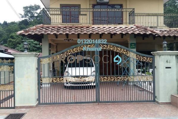 For Sale Bungalow at Kampung Lembah Jaya Selatan, Ampang Freehold Semi Furnished 6R/4B 830k