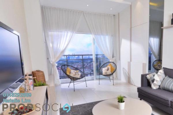 For Sale Condominium at Residensi Platinum Teratai, Kuala Lumpur Freehold Fully Furnished 3R/2B 400k