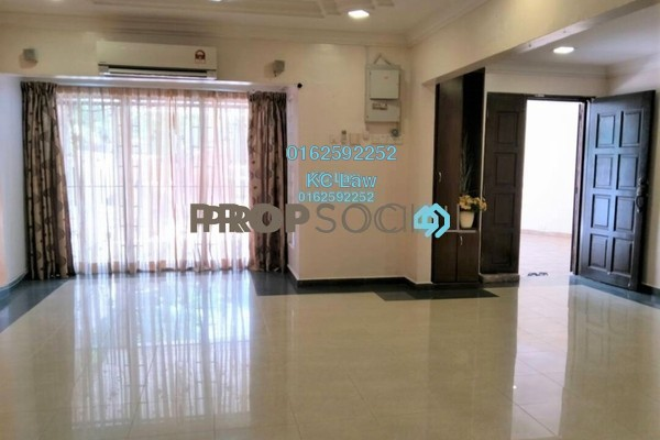 For Sale Terrace at SS21, Damansara Utama Freehold Semi Furnished 4R/3B 1.7m
