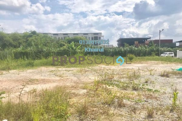 For Sale Land at Sungai Ramal, Kajang Freehold Unfurnished 0R/0B 550k