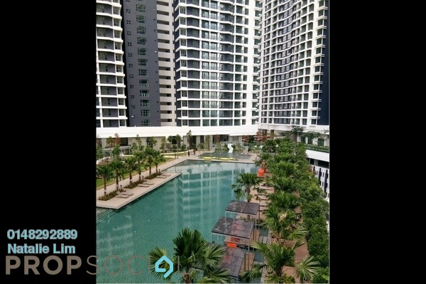 For Sale Condominium at KL Traders Square, Kuala Lumpur Freehold Unfurnished 3R/2B 430k