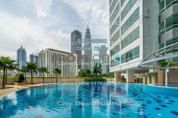For Sale Condominium at The Crest, Kuala Lumpur Leasehold Unfurnished 3R/2B 680k
