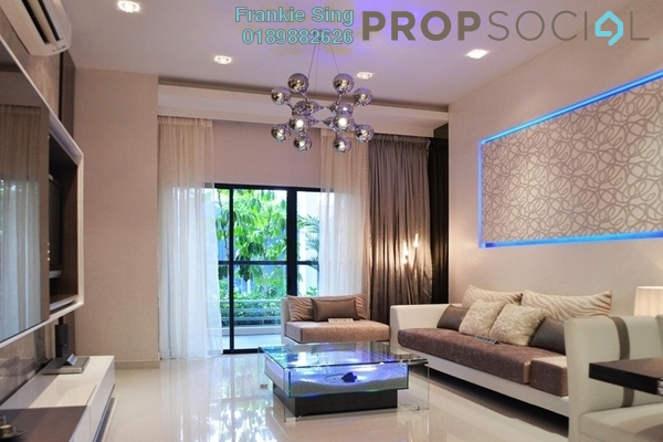 For Sale Condominium at Kepong Baru, Kepong Leasehold Semi Furnished 3R/2B 438k