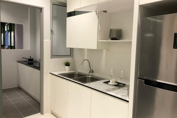 For Sale Condominium at Residensi Platinum Teratai, Kuala Lumpur Freehold Semi Furnished 3R/2B 361k