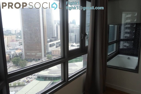 For Sale Condominium at The Sentral Residences, KL Sentral Freehold Semi Furnished 4R/2B 1.9m