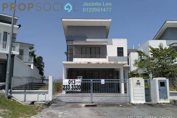 For Sale Semi-Detached at Bukit Saujana, Sungai Buloh Freehold Unfurnished 5R/4B 541k