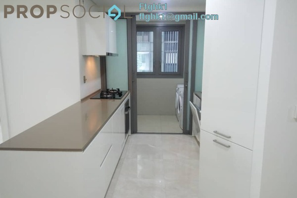 For Rent Condominium at The Sentral Residences, KL Sentral Freehold Semi Furnished 4R/2B 4.5k