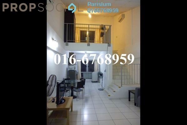 For Rent Condominium at Axis SoHu, Pandan Indah Freehold Fully Furnished 1R/1B 1.5k
