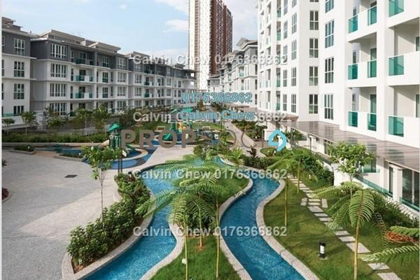 For Sale Condominium at Subang Parkhomes, Subang Jaya Freehold Unfurnished 4R/3B 664k