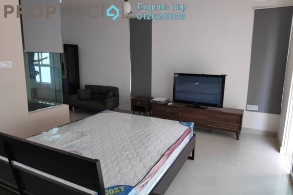 For Rent Serviced Residence at Ritze Perdana 2, Damansara Perdana Freehold Fully Furnished 1R/1B 1.5k