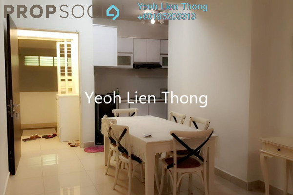 For Sale Condominium at Reflections, Sungai Ara Freehold Fully Furnished 3R/2B 520k