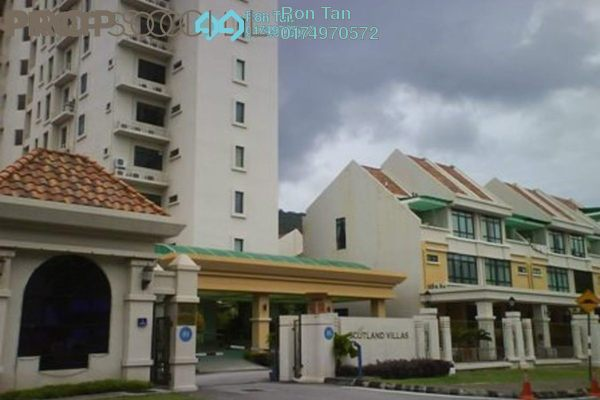 For Sale Condominium at Scotland Villas, Georgetown Freehold Fully Furnished 6R/6B 4.3m