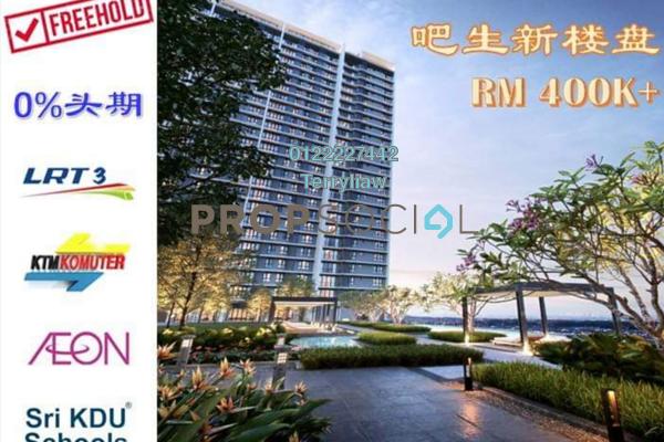 For Sale Condominium at Taman Berkeley, Klang Freehold Unfurnished 3R/2B 480k