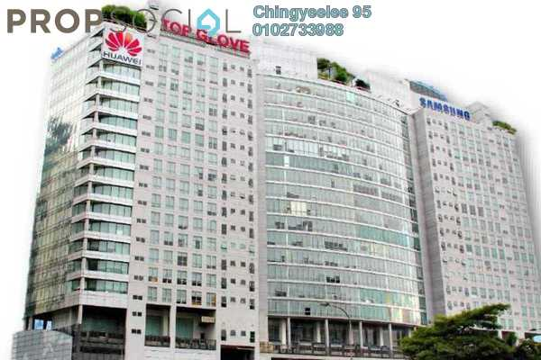 For Rent Office at The Icon, KLCC Freehold Semi Furnished 0R/0B 7.3k