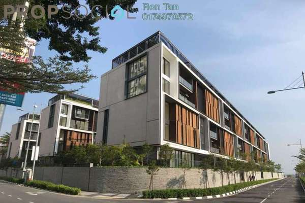 For Sale Condominium at Shorefront, Georgetown Freehold Semi Furnished 3R/4B 2.65m