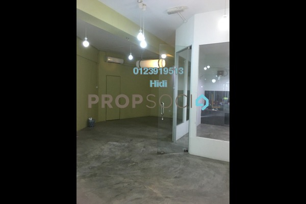 For Rent Office at The Zest, Bandar Kinrara Freehold Semi Furnished 1R/0B 1.3k