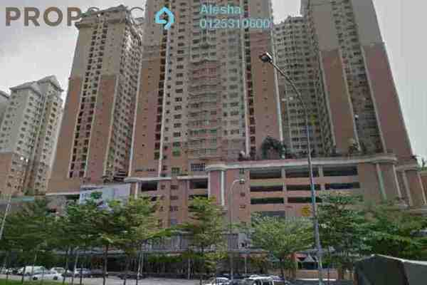 For Sale Serviced Residence at Rhythm Avenue, UEP Subang Jaya Freehold Unfurnished 0R/0B 310k