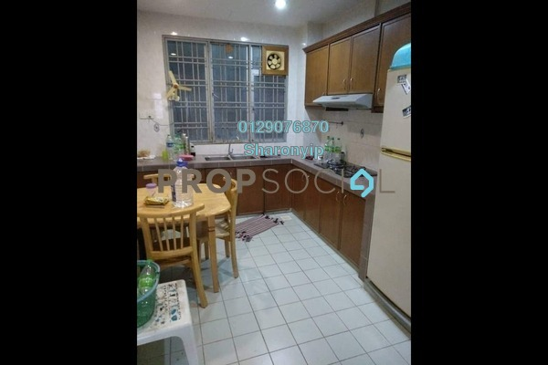 For Sale Townhouse at Taman Lagenda Mas, Cheras South Freehold Semi Furnished 3R/2B 330k
