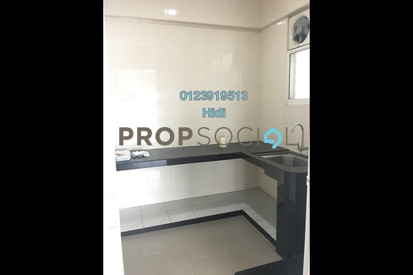 For Rent Condominium at Casa Tropika, Puchong Freehold Semi Furnished 3R/2B 1.4k