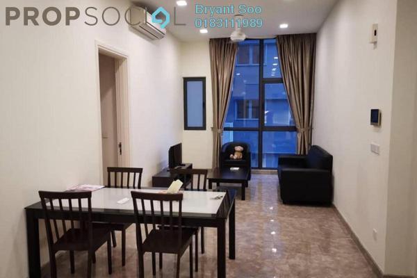 For Rent Condominium at Laman Ceylon, Bukit Ceylon Freehold Fully Furnished 2R/2B 3.3k