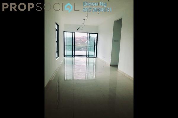 For Sale Condominium at Damai Hillpark, Bandar Damai Perdana Freehold Semi Furnished 3R/2B 440k
