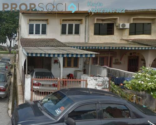 For Sale Terrace at Taman Chi Liung, Klang Freehold Unfurnished 0R/0B 400k