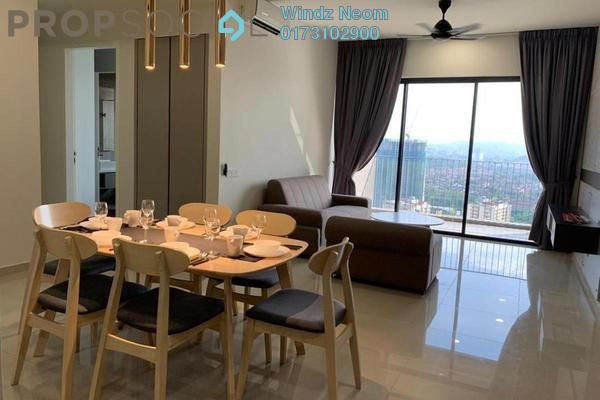 For Rent Condominium at The Rainz, Bukit Jalil Freehold Fully Furnished 4R/2B 3.8k
