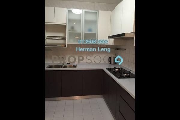 For Rent Condominium at Danau Permai, Taman Desa Freehold Fully Furnished 1R/1B 1.65k