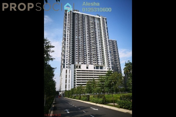 For Sale Condominium at Eclipse Residence @ Pan'gaea, Cyberjaya Freehold Unfurnished 0R/0B 522k