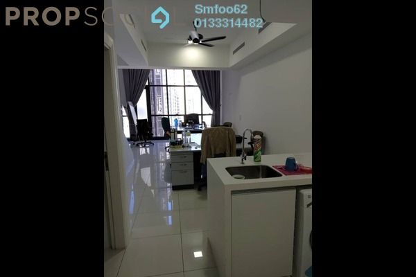 For Sale Condominium at M City, Ampang Hilir Freehold Unfurnished 1R/1B 630k