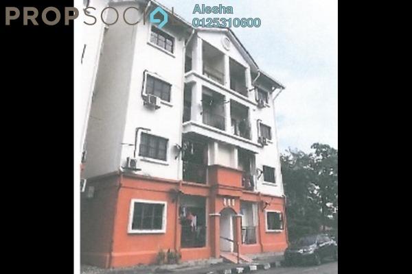 For Sale Apartment at Villa Danau, Setapak Freehold Unfurnished 0R/0B 495k