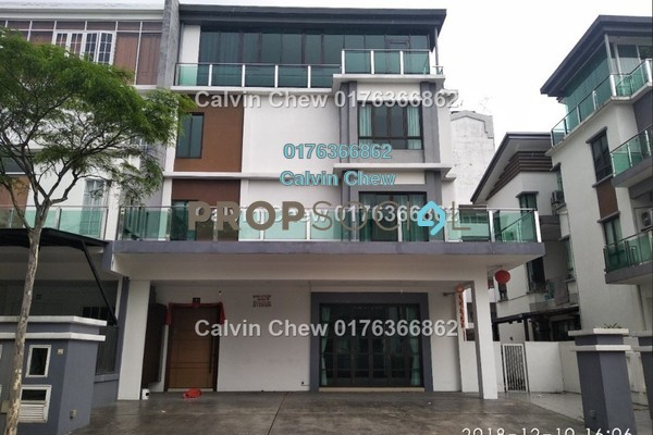 For Sale Semi-Detached at Duta Suria, Ampang Freehold Unfurnished 0R/0B 1.89m