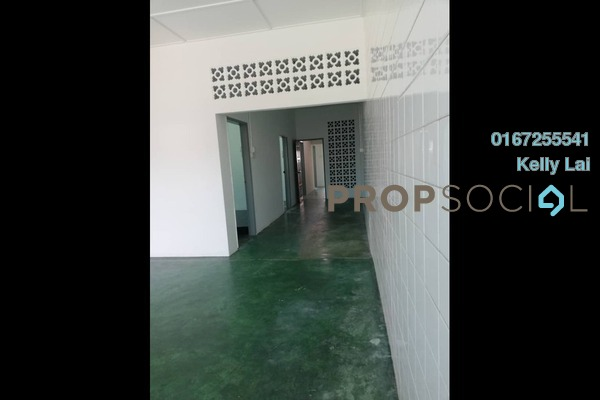 For Rent Terrace at Jinjang Utara, Jinjang Freehold Semi Furnished 4R/2B 1.2k