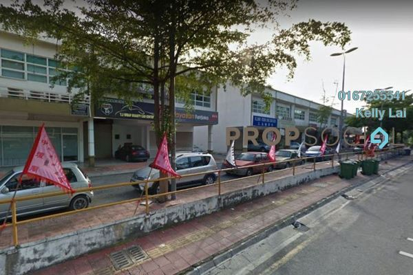 For Rent Shop at Jinjang Utara, Jinjang Freehold Semi Furnished 0R/0B 4k