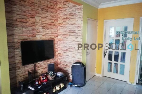 For Sale Terrace at SD8, Bandar Sri Damansara Freehold Semi Furnished 4R/3B 950k
