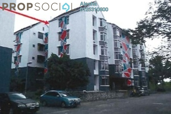 For Sale Apartment at Taman Putra Perdana, Puchong Freehold Unfurnished 0R/0B 153k