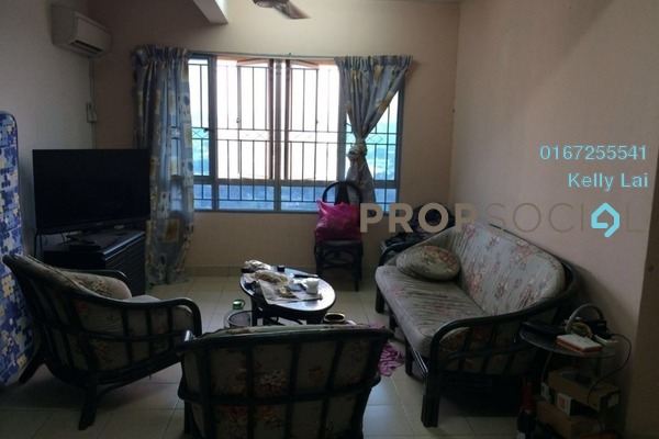 For Sale Condominium at Plaza Metro Prima, Kepong Freehold Semi Furnished 3R/2B 378k
