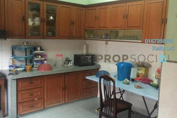 For Sale Terrace at Taman Ehsan, Kepong Freehold Semi Furnished 3R/2B 520k