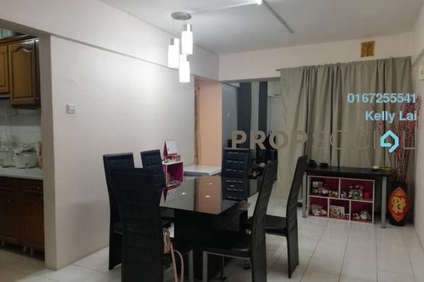 For Sale Apartment at Vista Saujana, Kepong Freehold Semi Furnished 3R/2B 295k