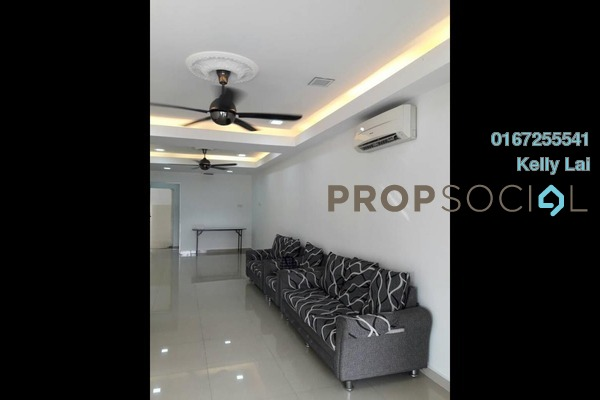 For Sale Terrace at Taman Desa Jaya, Kepong Freehold Semi Furnished 3R/2B 630k