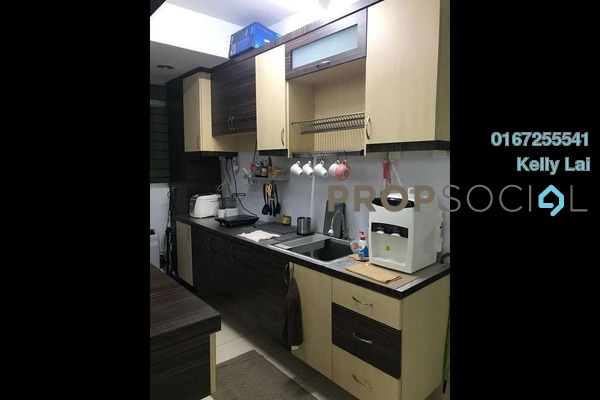 For Sale Condominium at Plaza Medan Putra, Bandar Menjalara Freehold Semi Furnished 3R/2B 325k