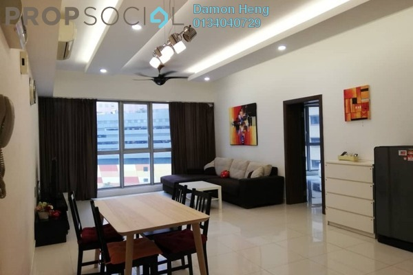 For Rent Serviced Residence at Regalia @ Jalan Sultan Ismail, Kuala Lumpur Freehold Fully Furnished 1R/1B 2.2k