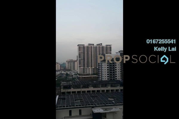 For Sale Condominium at Prima Tiara 2, Segambut Freehold Semi Furnished 3R/2B 360k