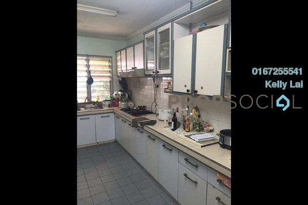 For Sale Terrace at SD4, Bandar Sri Damansara Freehold Semi Furnished 3R/2B 685k
