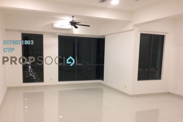 For Rent Condominium at Residence 8, Old Klang Road Freehold Semi Furnished 4R/4B 2k