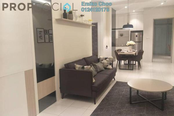 For Sale Condominium at Residensi Platinum Teratai, Kuala Lumpur Freehold Semi Furnished 3R/2B 388k