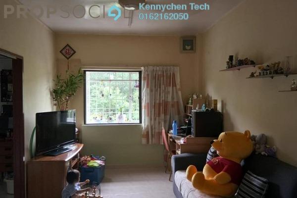 For Sale Apartment at Taman Minang Ria, Cheras South Freehold Semi Furnished 0R/0B 228k