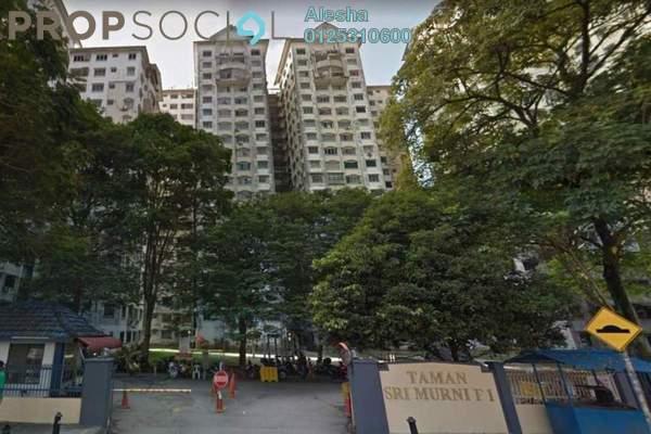 For Sale Apartment at Taman Seri Murni, Selayang Freehold Unfurnished 0R/0B 160k