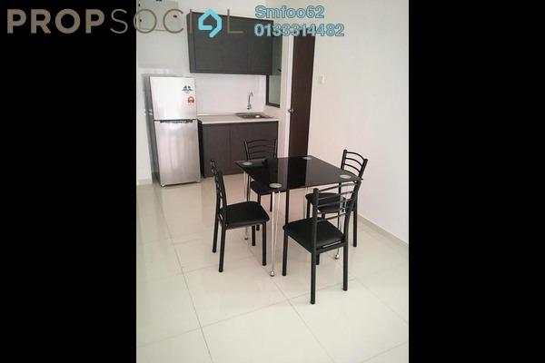 For Rent Condominium at Seasons Garden Residences, Wangsa Maju Freehold Semi Furnished 3R/2B 1.8k