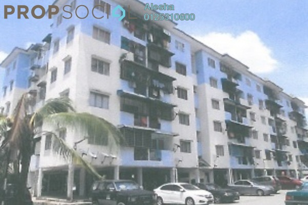 For Sale Apartment at Taman Tun Perak, Cheras South Freehold Unfurnished 0R/0B 130k